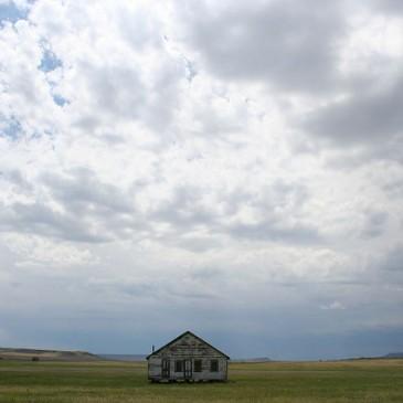 House, Blue sky, fiction, fantasy